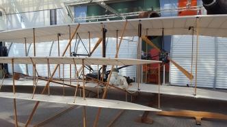 Wright Brothers Replica Plane