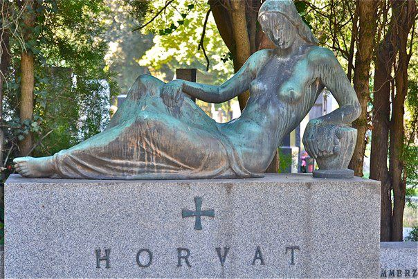 Horvat tombstone